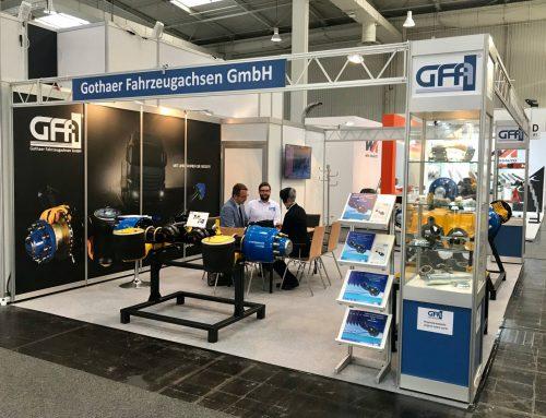 GFA ist 2018 Aussteller auf der IAA in Hannover